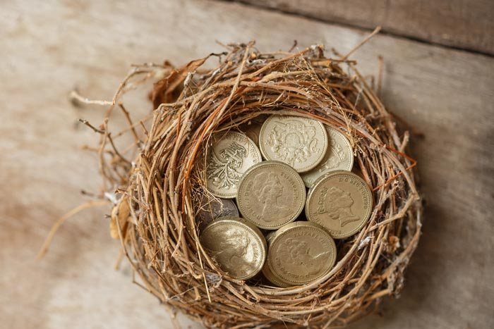 Fixed term annuities on the rise.