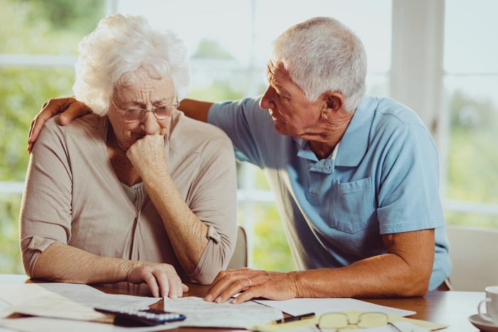 No end to debt crisis for UK's retirees.