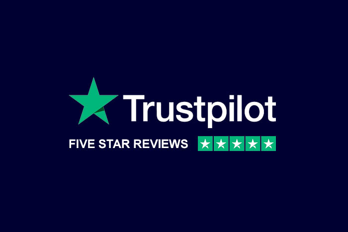 Customers praise Retirement Line's employees on Trustpilot