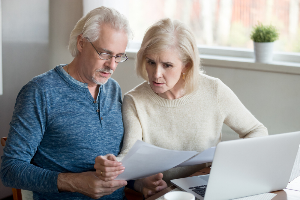 Debt in retirement